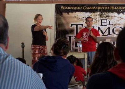 Fear of the Lord Conference in Huapoca, Mexico