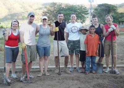Discipleship team - Venezuela