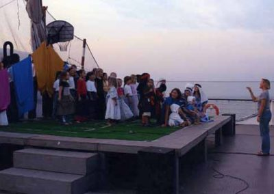 Mercy Ships Christmas play