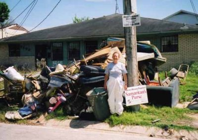 Hurricain Katrina Relief - New Orleans