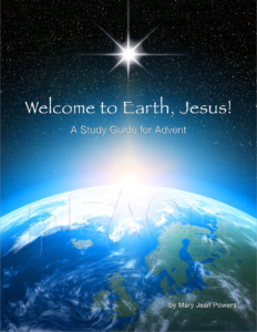 Welcome to Earth, Jesus!
